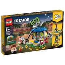 Blocos de Montar - LEGO Creator - Parque de Diversoes M. BRINQ -
