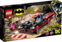 Blocos de Montar - Lego DC - Serie de TV Classica Batman Batmovel - 76188 LEGO DO BRASIL -