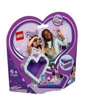 Blocos de Montar Lego Friends A Caixa Coracao da Emma 41355 -