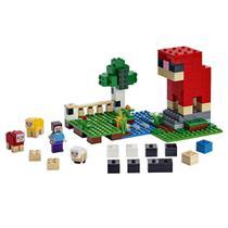 Blocos de Montar - Lego Minecraft - A Fazenda da La M. BRINQ -