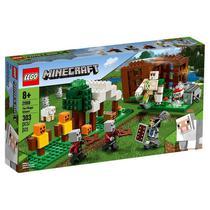 Blocos de Montar - LEGO Minecraft - The Pillager M. BRINQ -
