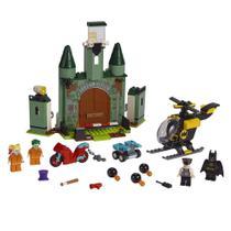 Blocos de Montar - Lego Super Heroes DC Comics - Batman e a Fuga do Coringa M. BRINQ -
