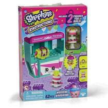 Blocos De Montar Shopkins Kinstructions Mini Pack 4125 Dtc -