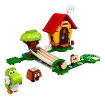 Blocos de Montar Super Mario - Pacote de Expansao - Casa de Mario e Yoshi LEGO DO BRASIL -