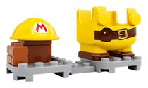 Blocos de Montar Super Mario - Pacote Power Up - Mario Construtor LEGO DO BRASIL -