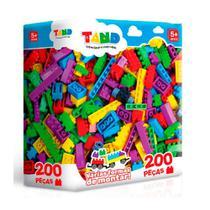 Blocos de Montar Tand Kids 200 Peças Toyster -