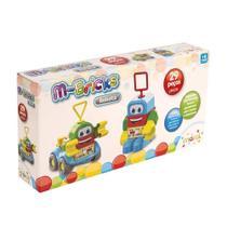 Blocos M-Bricks Robots - Maral -