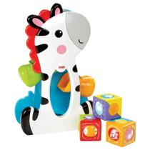 Blocos Surpresa - Zebra - Fisher-Price - Fisher price