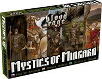 Blood Rage Místicos de Midgard - Galápagos Jogos