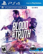 Blood  Truth - Sony