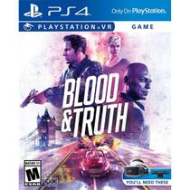 Blood  Truth (VR) - Ps4 - Sony