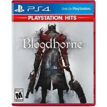 Bloodborne Ps4 - Sony