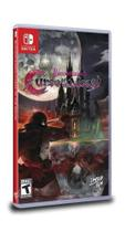 Bloodstained Curse Of The Moon Limited Run Nintendo Switch -