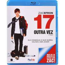 Blu-ray - 17 Outra Vez - Playarte