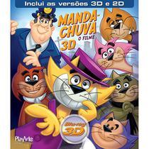 Blu-Ray 3D e 2D - Manda Chuva O Filme - playarte