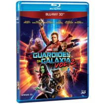 Blu-Ray 3D - Guardiões da Galáxia - Vol. 2 - Disney