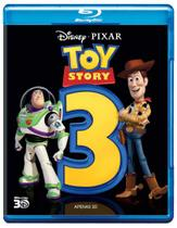 Blu-Ray 3D - Toy Story 3 - Disney