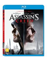Blu-Ray - Assassins Creed - Warner bros.