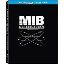 Blu-Ray + Blu-Ray 3D- Trilogia MIB - Homens de Preto - Sony Pictures