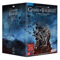 Blu-ray Box - Game Of Thrones - A Série Completa - Warner Bros.