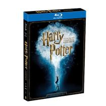 Blu-Ray Box -  Harry Potter - A Coleção Completa - Warner bros.