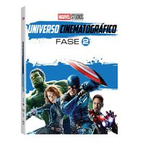 Blu-Ray Box - Marvel Universo Cinematográfico: Fase 2 - Disney