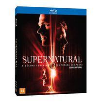 Blu-Ray Box - Supernatural 13ª Temporada - Warner Bros.
