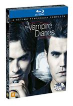Blu-Ray Box - The Vampire Diaries - 7ª Temporada - Warner bros.
