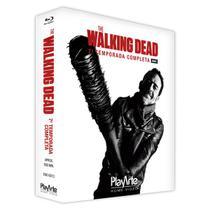 Blu-Ray Box - The Walking Dead: 7ª Temporada Completa - Playarte