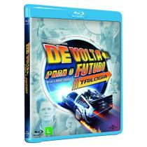 Blu-Ray Box - Trilogia De Volta Para O Futuro (Edição 2015) - Universal studios