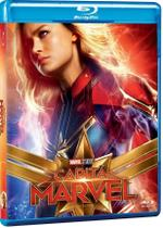 Blu-ray - Capitã Marvel - Disney