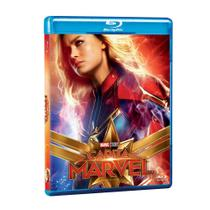 Blu-Ray Capitã Marvel - Disney