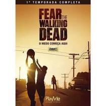 Blu-Ray Fear The Walking Dead 1ª Temporada Completa (2 Discos) - Playarte
