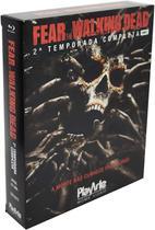 Blu-Ray Fear The Walking Dead - 2ª Temporada - 3 Discos - Playarte