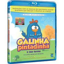 Blu- Ray Galinha Pintadinha e Sua Turma - Amz