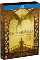 Blu-Ray Game Of Thrones - 5ª Temporada - 5 Discos - Warner home video