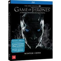 Blu-ray Game of Thrones 7º Temporada Completa (5 Discos) - Warner