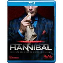 Blu-Ray - Hannibal - 1ª Temporada - Vol. 1 (2 Discos) - PLAYARTE