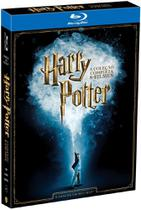 Blu-Ray Harry Potter - A Coleção Completa (8 Bds) - Warner home video