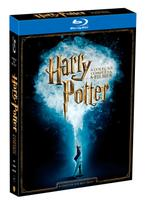 Blu-Ray Harry Potter - A Coleção Completa - 8 Discos - Warner home video