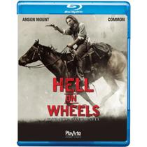 Blu-Ray - Hell On Wheels - 3 Temporada - Playarte