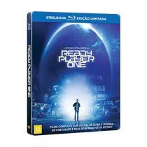 Blu-ray - Jogador Número 1 (Steelbook) - Warner