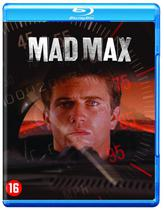 Blu-Ray - Mad Max - Warner bros.