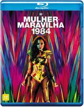 Blu-Ray Mulher-Maravilha 1984 (NOVO) - Warner