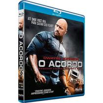 Blu-Ray O Acordo - Dwayne Johnson - PLAYARTE