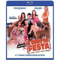 Blu-Ray O Dono da Festa - Ryan Reynolds - NBO