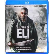 Blu ray o livro de eli - denzel washington - Sony