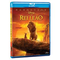 Blu-ray - O Rei Leão (2019) - Disney