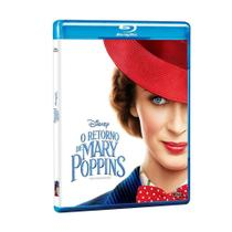 Blu-Ray O Retorno de Mary Poppins - Disney