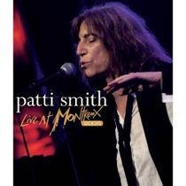 Blu-Ray Patti Smith - Live At Montrenx 2005 - Sonopress